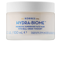 Hydra Biome Probiotic Superdose Face Mask With Real Greek Yoghurt by Korres