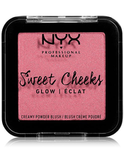 Sweet Cheeks Creamy Powder Blush Glow by NYX Professional Makeup