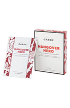 Hangover Hero Sheet Mask by Beautygarde