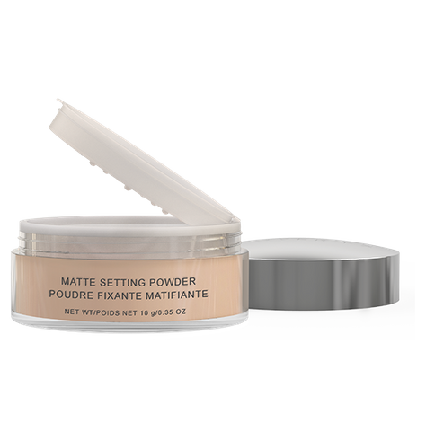 Matte Setting Powder by Cover FX