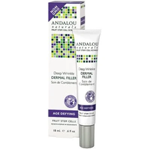Deep Wrinkle Dermal Filler by andalou naturals