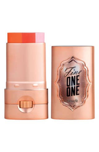 Fine-One-One Sheer Brightening Color for Cheeks & Lips by Benefit #2