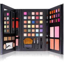 Luxe Book Makeup Set - All In One Travel Cosmetics Kit by Shany