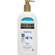 Ultimate Healing Skin Therapy Lotion by gold bond