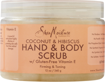 Coconut & Hibiscus Hand And Body Scrub by SheaMoisture