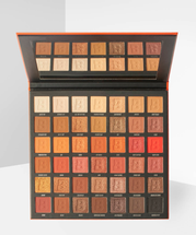 Fiery 42 Color Palette by Beauty Bay