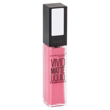Color Sensational Vivid Matte Liquid Lipstick by Maybelline