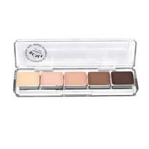 Highlight And Contour 5 Part Palette by rcma makeup