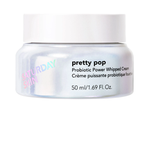 Pretty Pop Probiotic Power Whipped Cream by Saturday Skin