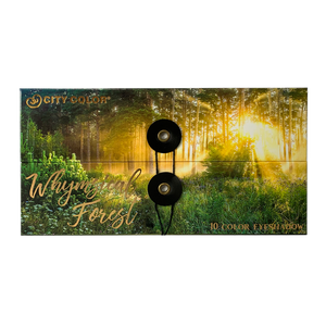 Whymsical Forest Eyeshadow Palette by city color