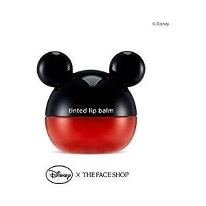 Disney Collaboration Tinted Lip Balm by The Face Shop