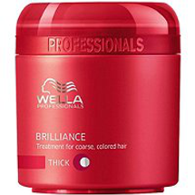 Brilliance Treatment For Coarse Colored Hair by wella