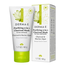 Purifying 2 in 1 Charcoal Mask by Derma E