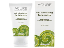 Argan Stem Cell + CGF Facial Mask Cell Stimulating by acure organics