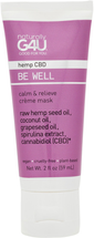 Be Well CBD Calm Relieve Creme Mask by Naturally G4U