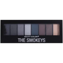 The Smokeys Eyeshadow Palette by city color