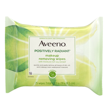 Positively Radiant Makeup Removing Wipes by Aveeno