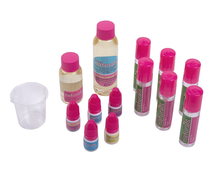 DIY Mini Lava Lip Gloss Kit by kiss naturals