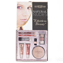 Natural Nudes Effortless Beauty Makeup Kit by Color Couture