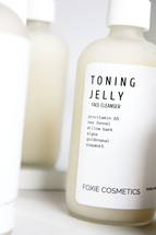 Toning Jelly Cleanser by Foxie Cosmetics
