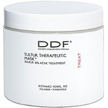 Sulfur Therapeutic Mask by ddf