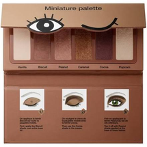 Miniature Palette - Cookie Shades by Sephora Collection