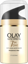 Total Effects 7-in-One Anti-Aging Fragrance-Free Moisturizer by Olay
