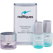 After Artificial Treatment by nailtiques