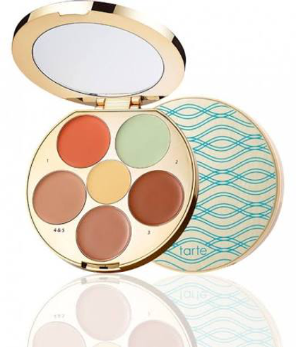 Rainforest Of The Sea Wipeout Color Correcting Palette by Tarte #2