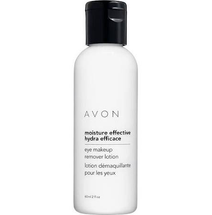 Make Up Moisture Effective Eye Makeup Remover Lotion by avon