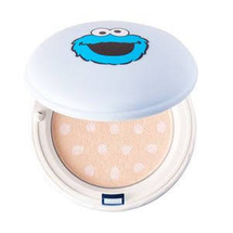 Sugar Powder Pact Sesame Street Edition by It's Skin