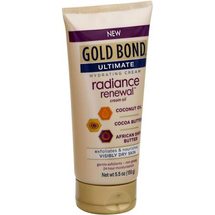 Ultimate Hydrating Cream Radiance Renewal by gold bond