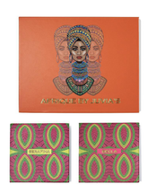 Afrique Eyeshadow and Blush Set by Juvia's Place