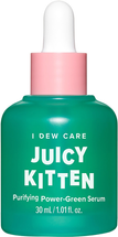 Juicy Kitten Purifying Power Green Serum by I Dew Care