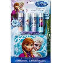 Frozen Lip Balm Tin Set by disney