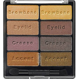 Eye Appeal Shadow Collection - Downtown Browns by black radiance