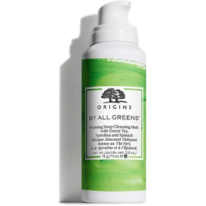 By All Greens Foaming Deep Cleansing Mask by origins