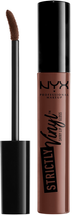 Strictly Vinyl Lip Gloss by NYX Professional Makeup
