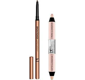 Brow Power Super Skinny Pencil & Brow Power Lift Pencil by IT Cosmetics