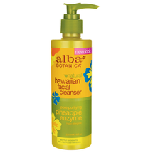 Pore Purifying Pineapple Enzyme Facial Cleanser by alba