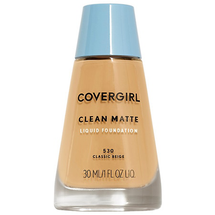 Clean Matte Liquid Foundation by Covergirl