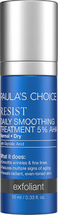Resist Daily Smoothing Treatment With 5% AHA by Paula's Choice