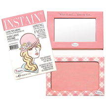 Instain Long-Wearing Staining Powder Blush by theBalm