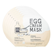 Mask Egg Cream Hydration Mask by too cool for school