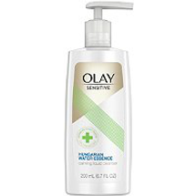 Sensitive Calming Liquid Facial Cleanser by Olay