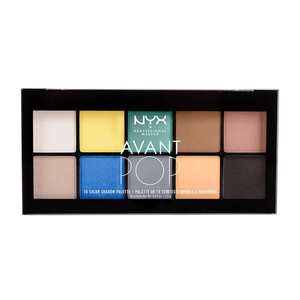 Avant Pop! Shadow Palette - Surreal My Heart by NYX Professional Makeup