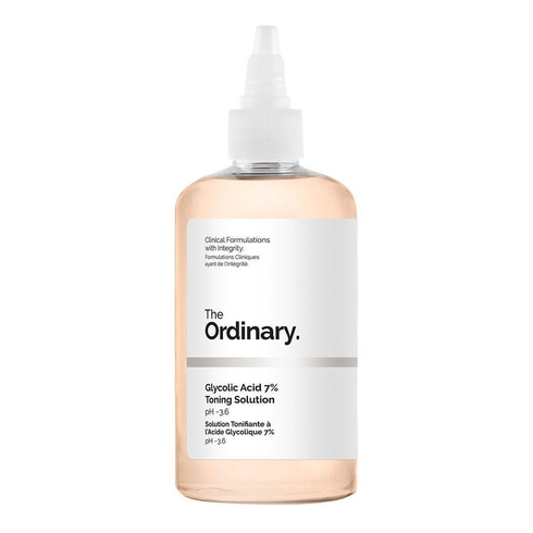 Glycolic acid 7% Toning Solution by the ordinary #2
