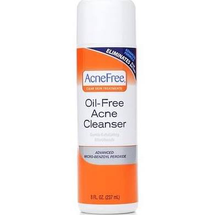 Oil Free Acne Cleanser by acnefree