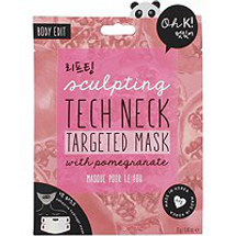 Pomegranate Targeted Neck Mask by Oh K!