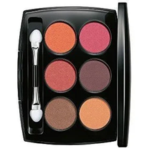 Absolute Illuminating Eye Shadow Palette - French Rose by lakme